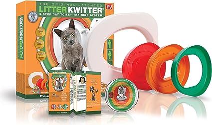Amazon.com: Sistema de entrenamiento para baño Litter ...