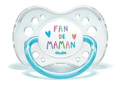 Dodie - 2107908 - Chupetes de silicona con anilla - 18 meses ...