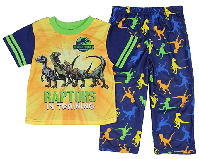 Amazon.com: Jurassic World Little Boys bebé Raptors en ...