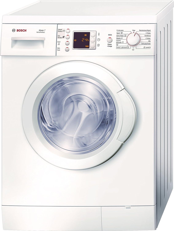 Bosch WAE20480EP - Lavadora (Independiente, Carga frontal, Blanco ...