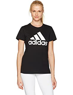 adidas Originals Women s Trefoil Tee at Amazon Women s Clothing store  02433e261aa