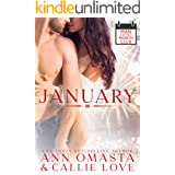 Man of the Month Club: January: A Hot Shot of Romance Quickie