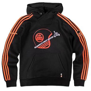 adidas Originals Vespa Trefoil Hoodie Kapuzen Pullover