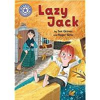 Reading Champion: Lazy Jack: Independent Reading Purple 8