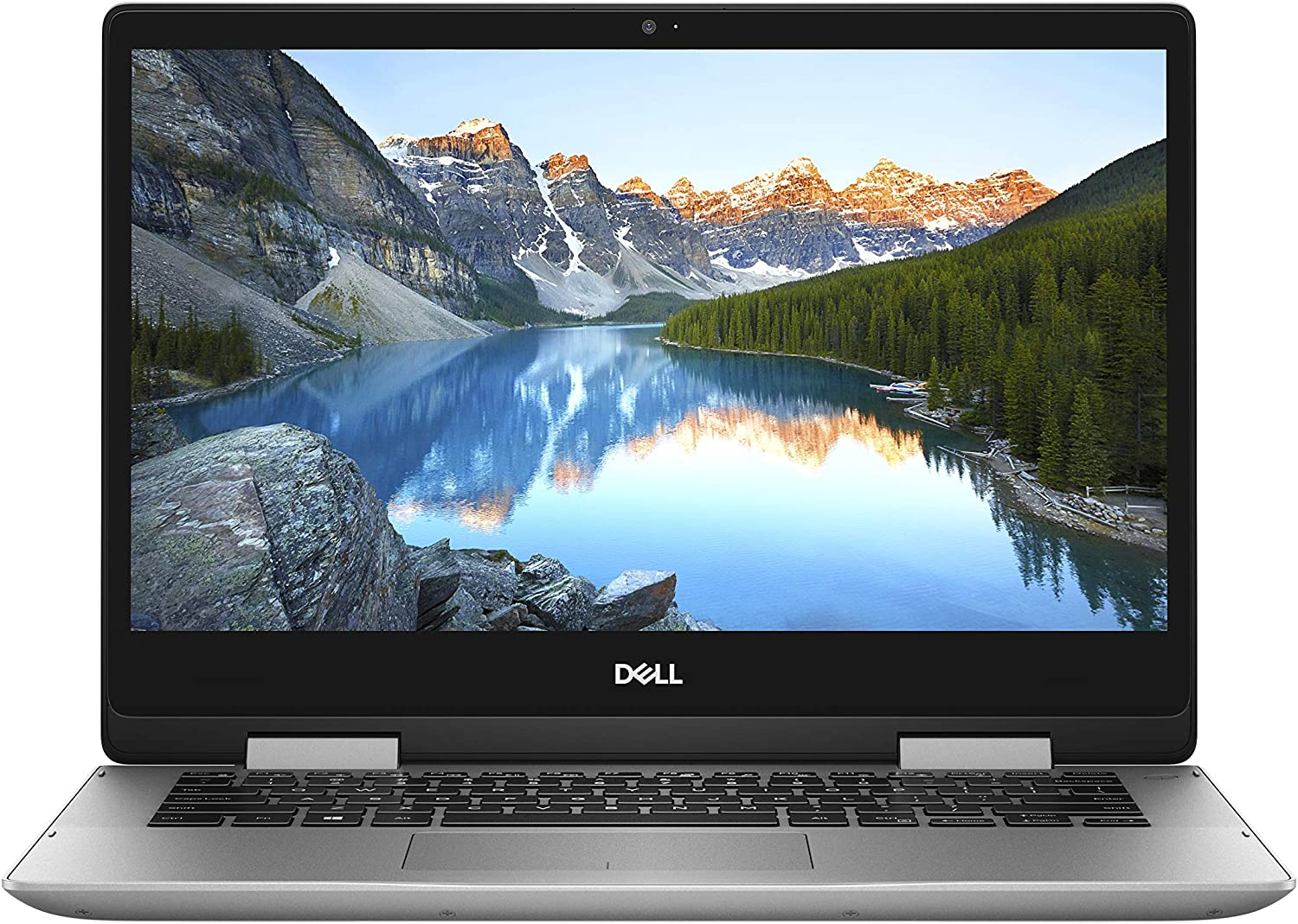 "Dell Inspiron 14 5482 14"" 2-in-1 Touchscreen Laptop Computer, Intel Core i5-8265U, 256GB SSD, 8GB Memory, Intel UHD Graphics 620"