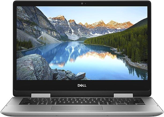 "Dell Inspiron 14 5482 14"" 2-in-1 Touchscreen Laptop Computer, Intel Core i5-8265U, 256GB SSD, 8GB Memory, Intel UHD Graphics 620"