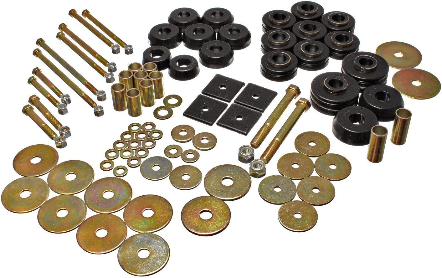 Energy Suspension 3.4150G Body Mount Set for Chevy