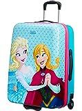 Disney By American Tourister New Wonder Valigia per Bambini 60/22 Frozen, Policarbonato, 55 ml, 60 cm