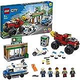 レゴ(LEGO) シティ ポリス モンスタートラック強盗 60245