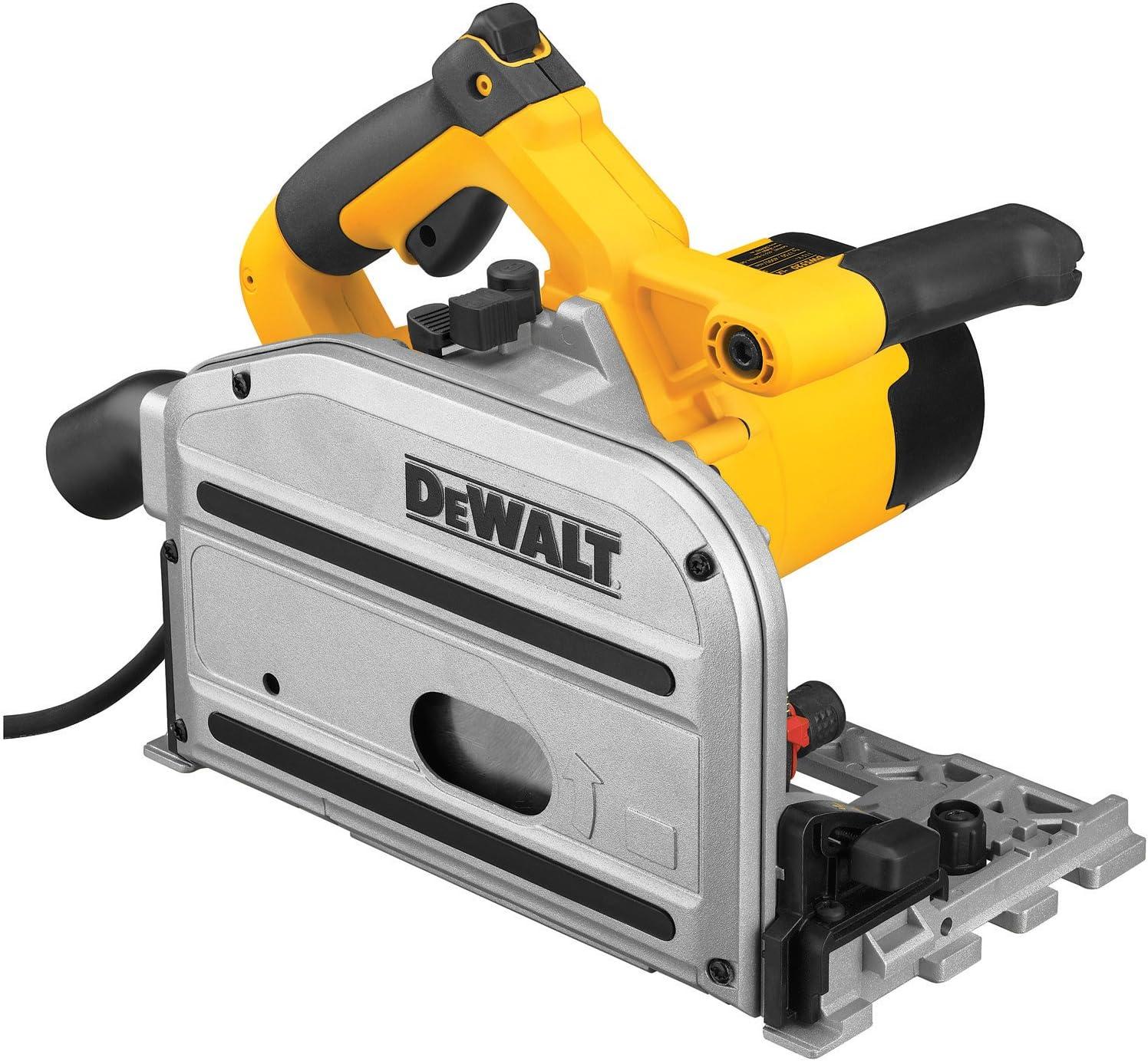 DEWALT DWS520K 6-1/2-Inch TrackSaw Kit