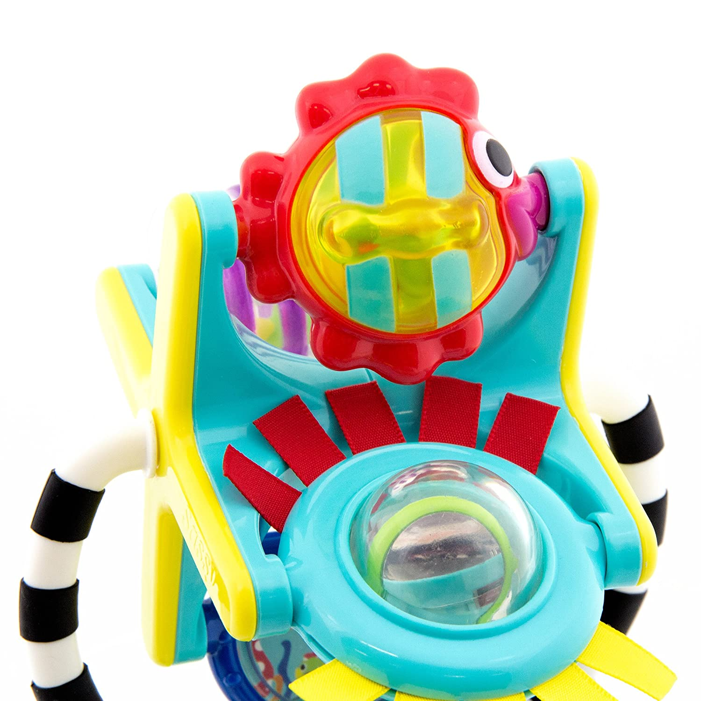 Sassy Whimsical Wheel Sassy Baby Inc 80798FB