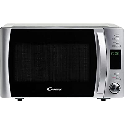 Candy cmxw20ds dessus Solo–Micro-onde (dessus, Solo micro-ondes 20l 700W, boutons, rotatif, noir, acier inoxydable)