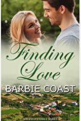 Finding Love: Charly and Jake (Goldman Family Book 2) Kindle Edition