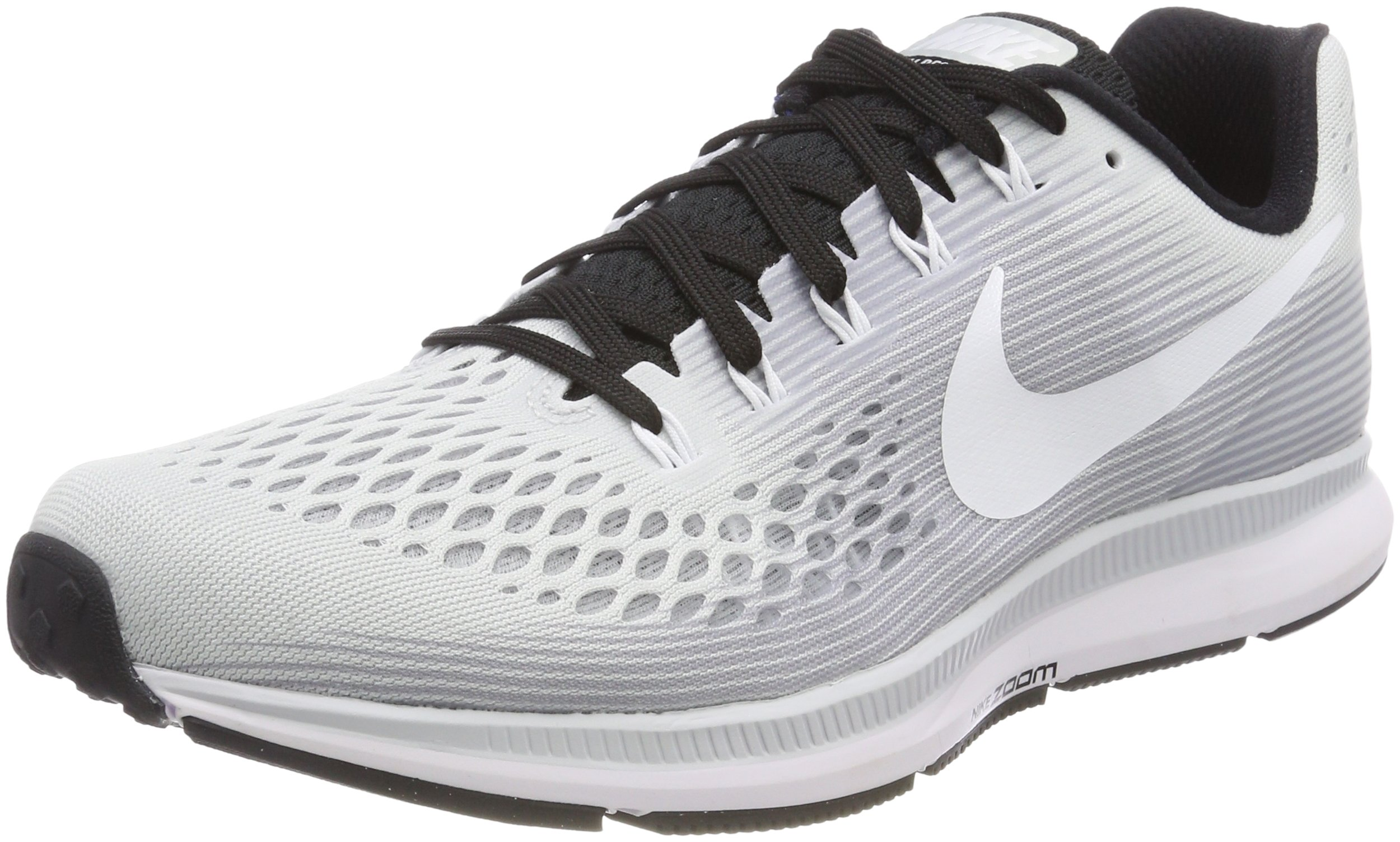 b76b0c0495150 Nike Air Zoom Pegasus 34 Mens Running Shoes nk887009 002 (Black/Dark  Grey/Anthracite/White, 12 D(M) US)