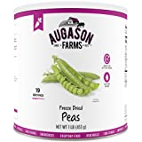 Augason Farms Freeze Dried Peas 1 lb No. 10 Can
