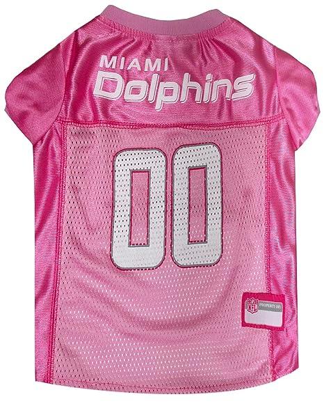 Amazon.com   NFL Miami Dolphins Dog Jersey Pink 7da4767fb