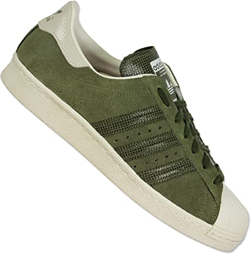 adidas superstar khaki grün