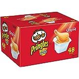 Pringles Original Snack Stacks Potato Crisps Chips, 48 Cups