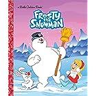 Frosty the Snowman (Frosty the Snowman) (Little Golden Book)