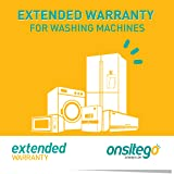 OnsiteGo 2 Years Extended Warranty for Washing Machines between Rs. 0 to Rs. 12000