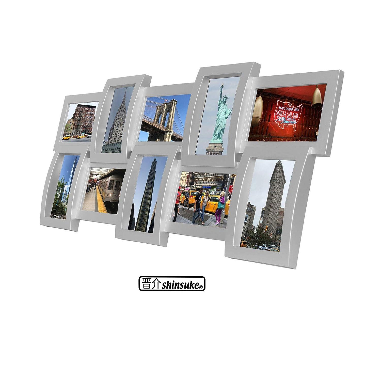 Amazon.de: empireposter Sofia Silber - Shinsuke - Collage ...