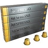 NESPRESSO 50 Capsule - 5x 10 Capsule Volluto Espresso