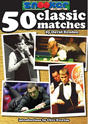 Snooker Scene's 50 Classic Matches