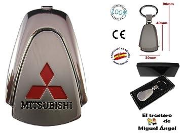 Llavero de coche Mitsubishi