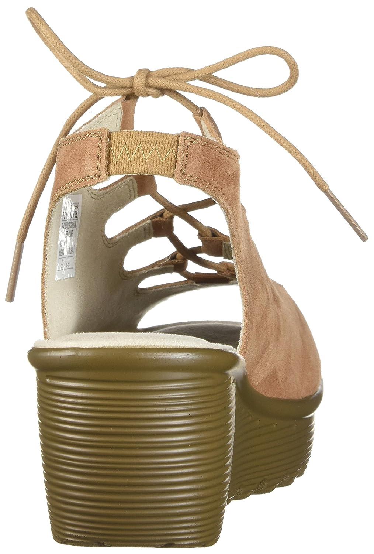 207ee6627a4c Skechers Women s Parallel Peep Toe Ghillie Slingback Wedge Sandal   Amazon.com.au  Fashion