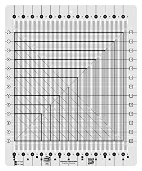 Creative Grids Stripology Squared Quilting Ruler Template