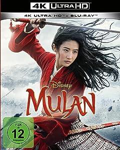 Mulan (4K Ultra HD) (+ Blu-ray 2D) [Alemania] [Blu-ray]