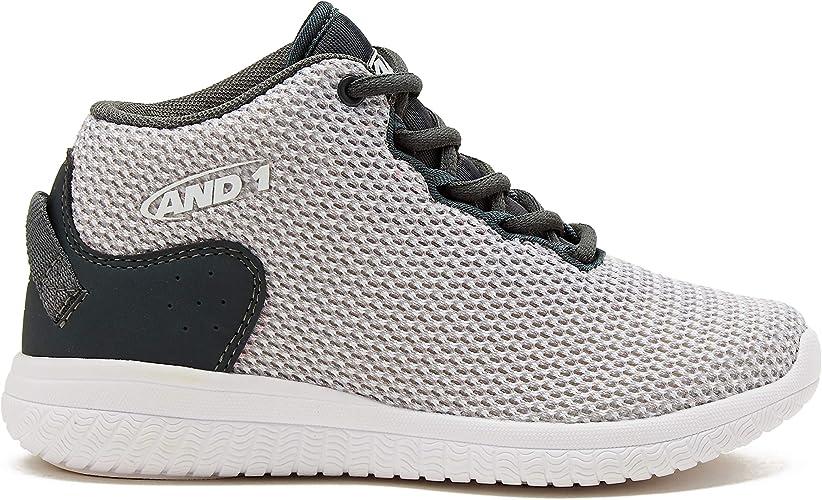 Amazon.com: Zapatillas de baloncesto AND1 para niños BWYLIN ...