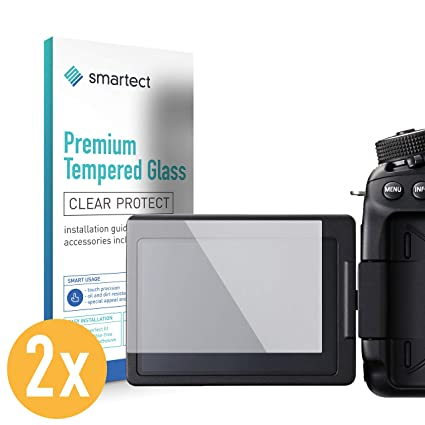 2x Nikon D800E Mate Película De Protección Protector De Pantalla Antirreflejo