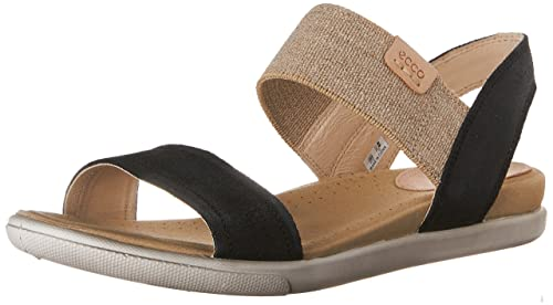 0be0b01c1950 ECCO Shoes Women s Damara Band Sandals  Amazon.ca  Shoes   Handbags