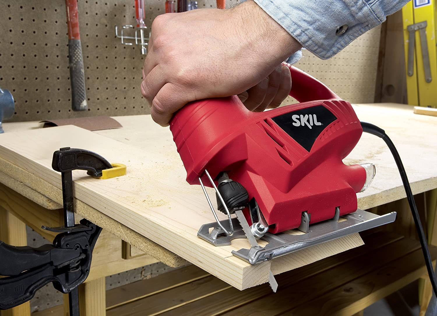 Skil 4290 02 45 amp variable speed jig saw power jig saws skil 4290 02 45 amp variable speed jig saw power jig saws amazon greentooth Choice Image