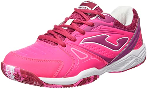 JOMA Match Junior 610 Rosa, Zapatillas de Tenis para Niñas, 33 EU: Amazon.es: Zapatos y complementos