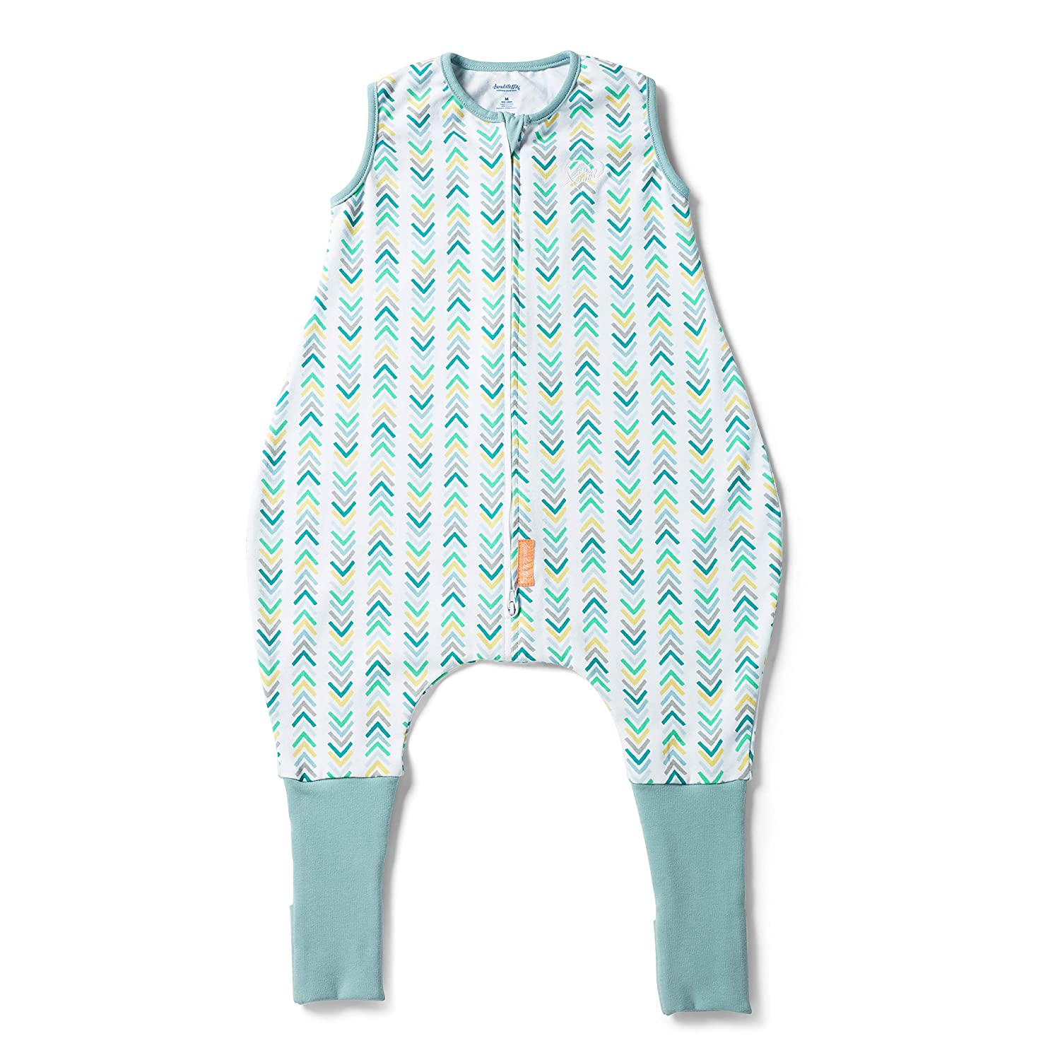 SwaddleMe First Steps Sleeper - Medium, 1 Pack, Points & Peaks, 12-18 Months (58613)