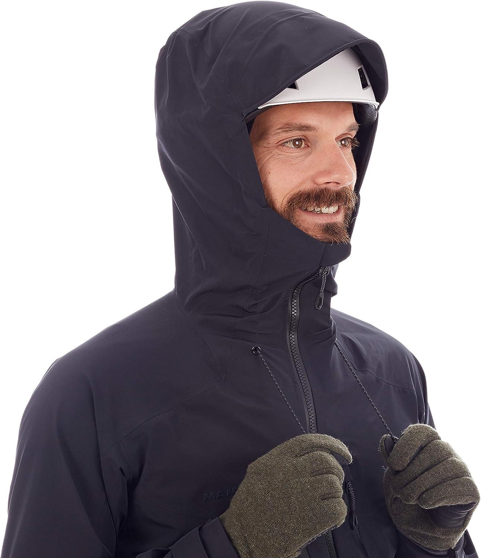 Mammut Veste Hardshell Teton Hooded Homme /à Capuche