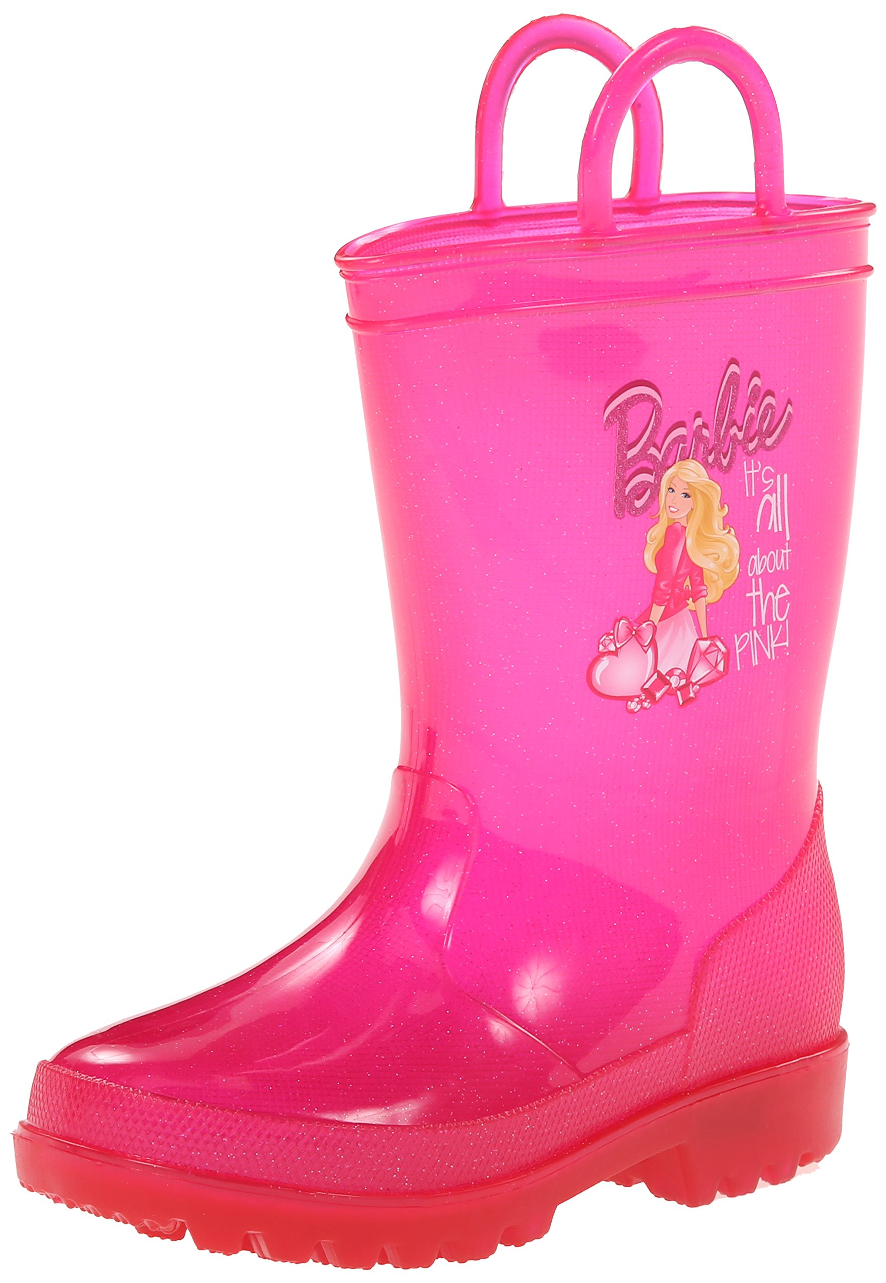 Mattel Barbie Light-Up Rain Boot (Toddler/Little Kid)
