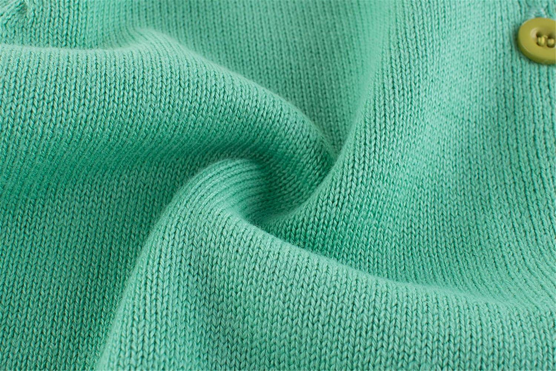 Betusline Girls Knit Thick Cardigan Sweater