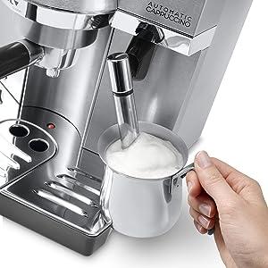DeLonghi EC 860 Einkreiser-Espresso Siebträgermaschine