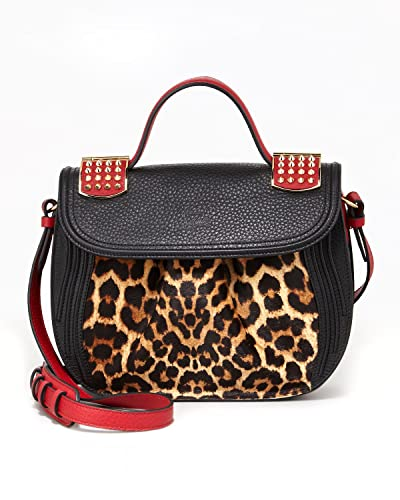 f1e5494c655 Christian Louboutin ladies handbag Dompteuse Messenger Pony ...