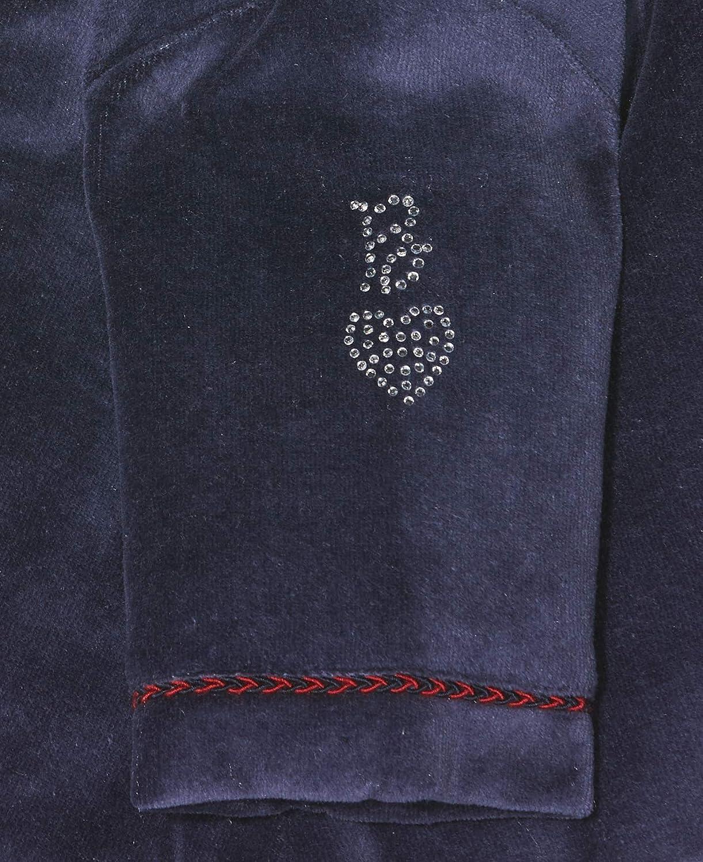 Brums Giacchina Ciniglia con Cappuccio Staccabile