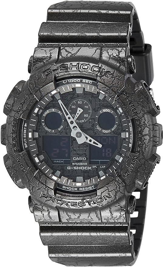 CASIO (カシオ) 腕時計 G-SHOCK(Gショック) GA-100CG-1A メンズ 海外モデル [並行輸入品]
