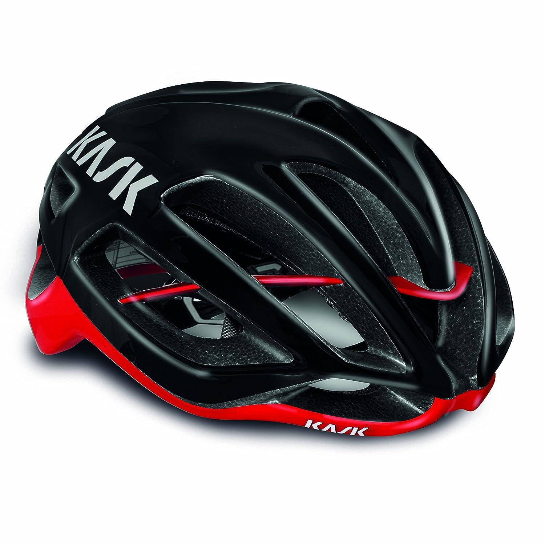 Black   Red Large Kask Predone Helmet
