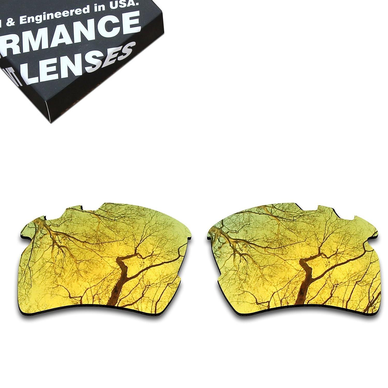 766fbcc7ba Amazon.com  ToughAsNails Polarized Lens Replacement for Oakley Flak 2.0 XL  Vented Sunglass - More Options  Clothing