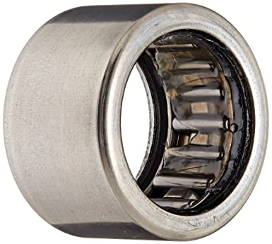 Open End 18mm Bore Dia uxcell HK1816 Drawn Cup Needle Roller Bearings Pack of 1 16mm Width 24mm OD