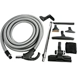 Cen-Tec Systems 93070 Central Vacuum Kit with Switch Control Hose, 35 Ft