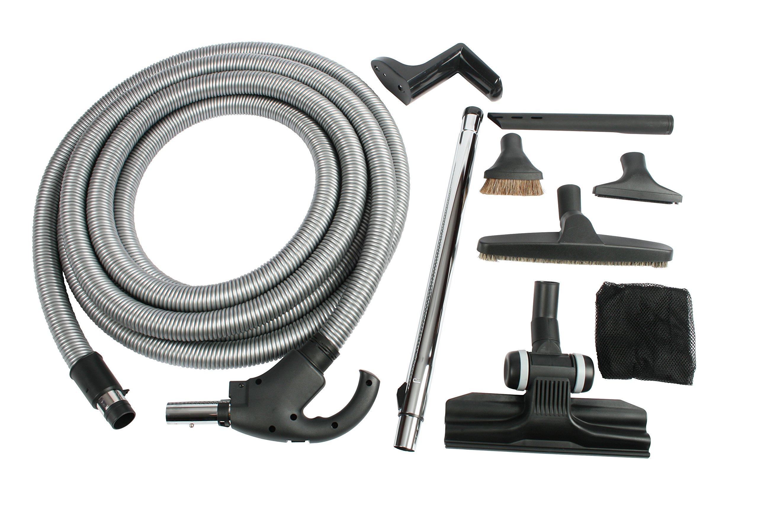 Cen-Tec Systems 93059 Central Vacuum Kit with Switch Control 50' Hose