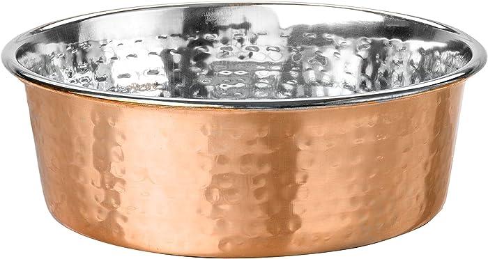 Top 9 Copper Pet Food Bowls